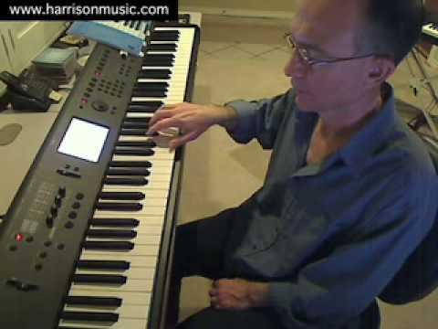 Funk Keyboard Lesson by Mark Harrison.mp4