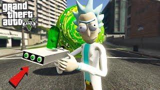 rick and morty mod gta 5 Videos - 9videos tv