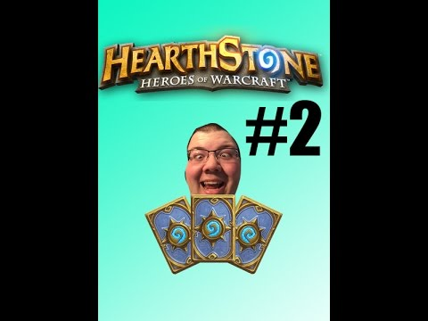 Hearthstone Part 2: Hunter Leveling And Deck Building!