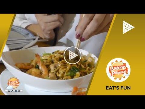 EAT'S FUN: Bakmi Nyonya Indonesian restaurant