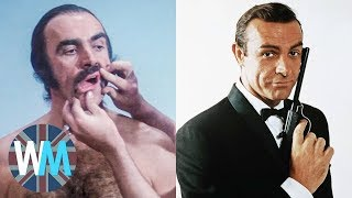 Top 10 Weirdest Roles by James Bond Actors