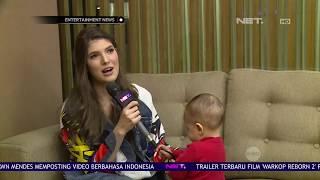 Kesibukan Mikaila Patritz Istri Fardhan Khan Sebagai Seorang Ibu