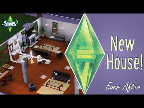 REAL LIFE HOUSE & UNFORTUNATE RED - Sims 3 Ever After Ep. 13