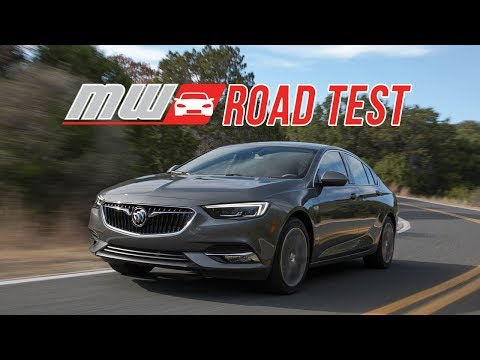 2018 Buick Regal Sportback and TourX | Road Test