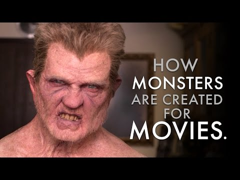 Special Effects Makeup: How Movie Monsters Are Made