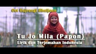 Ost Bajrangi Bhaijaan - Tu Jo Mila (lirik dan terjemahan)