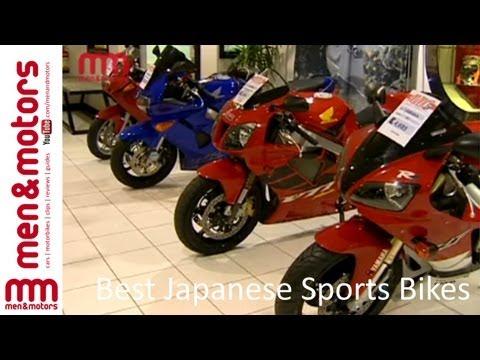 Best Japanese Sports Bikes