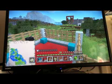 minecraft/building a boxing ring/survival madness with friends