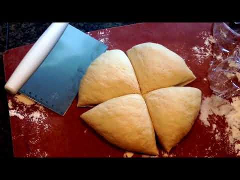 Organic Thin Crust Pizza - SaturdayProjects™ - FOOD VIDEOS