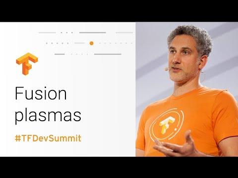 Reconstructing Fusion Plasmas (TensorFlow Dev Summit 2018)