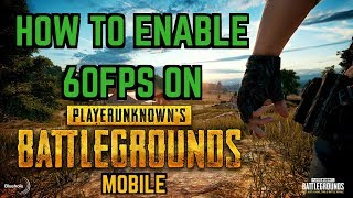 New Config Unlocked Graphics High 60 FPS PUBG Mobile | No Lag | New