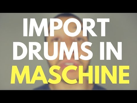 How To Import And Tag Your Own Drums Into Maschine With Tag Editor