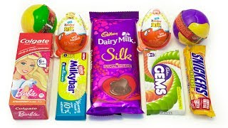 Dairy Milk Special Edition and other candies