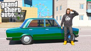 I FOUND AN ABANDONED CITY... CHERNOBYL!! (GTA 5 Mods)