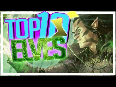 MTG Top 10: Elves