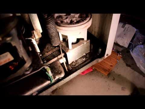 amana washing machine belt replacement repair
