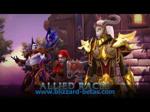 Blizzard Beta Key Giveaway Battle for Azeroth Features Overview