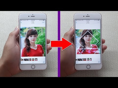 How to create Gifs image from Still image using iPhone