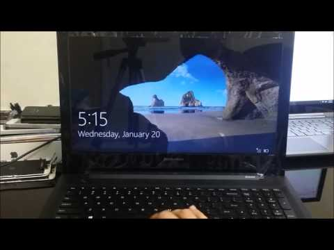 How to ║ Restore Reset a Lenovo G50 to Factory Settings ║ Windows 10