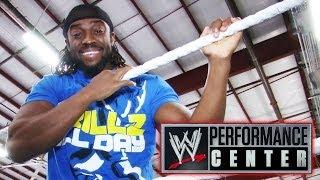 Superstars take flight: WWE Performance Center tour - Part Four