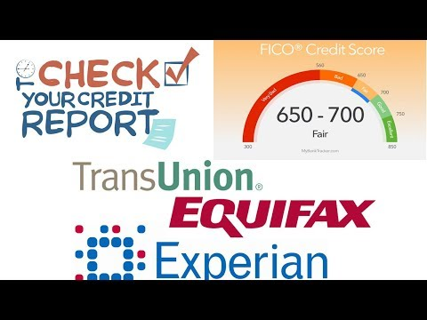 Credit Score Check - How to Check Your Credit Score Online | 👍 TransUnion | Equifax | Experian |