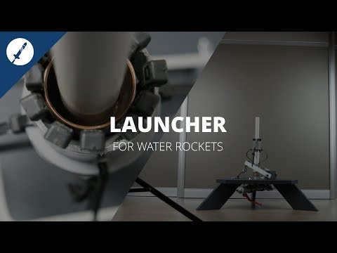 DIY: How to build a Launcher for Water Rockets