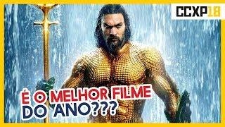 AQUAMAN É O MELHOR FILME DO ANO?? | PRIMEIRAS IMPRESSÕES
