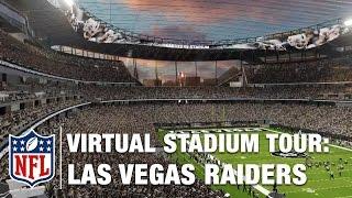 Proposed Las Vegas Raiders Stadium Virtual Tour   NFL