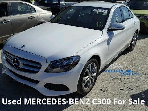 Used Mercedes Benz for sale in USA, Shipping to United Arab Emirates