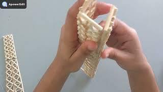 DIY Torre Eiffel decorativa | ElianayCabral
