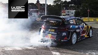 WRC - ADAC Rallye Deutschland 2018: PREVIEW Clip