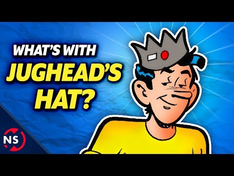 What is JUGHEAD'S HAT? - The Mind-Blowing Origin & History Explained! (Archie Comics) 🍔 || NerdSync