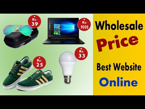 Buy wholesale prices || cheapest online shopping site in india ||  wholesale market