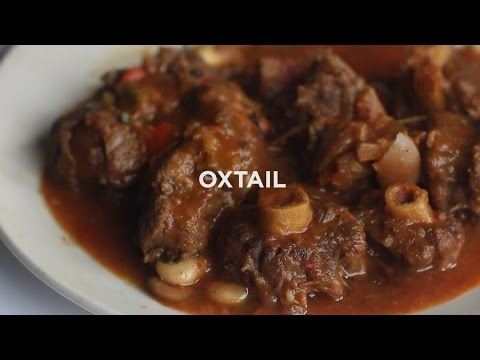 Tender Jamaican OXTAIL recipe! MADE EASY! Reduced Fat