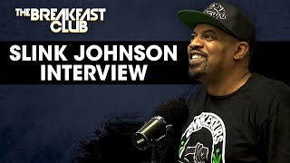Slink Johnson On Black Jesus, Charlie Murphy, White Women + More