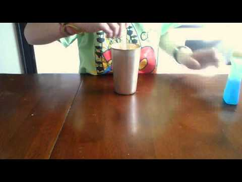 dish soap bubble experiment
