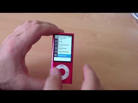 iPod Nano 5G Funktionen (von mcapfel.de)