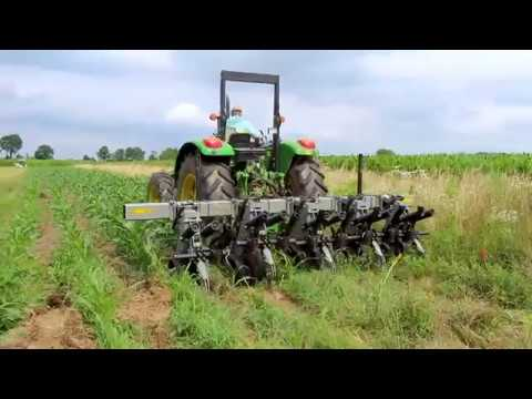 Rodale Institute's High Residue Cultivator