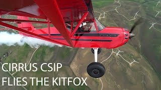 Kitfox SuperSport - Fort Pierce (KFPR)- Lunch w/ Bonnie