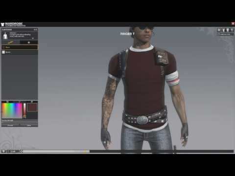 APB Bullet #8 - Wardrobe