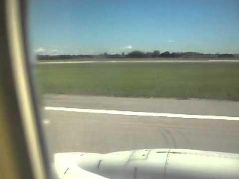 Landing in Pisa