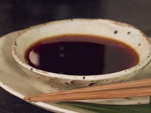 How To Prepare Tempura Dipping Sauce