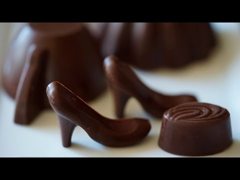 Homemade Molded Chocolate | Candy Making