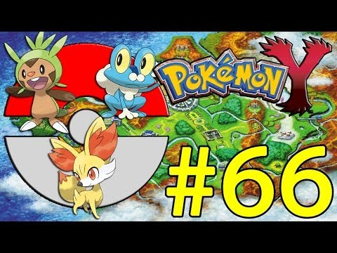 Pokemon Y Walkthrough Post Game Content (Essentia & Sushi Hi-Roller Pt. 66)