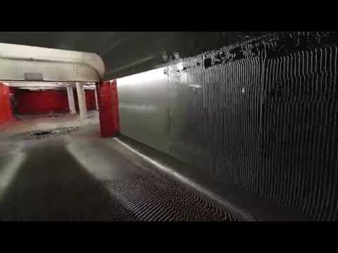 Downtown Dallas Tunnels 2016