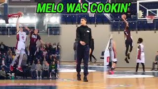 LaMelo Ball With A QUADRUPLE DOUBLE!? Melo And Gelo GO OFF In Lithuania 🔥