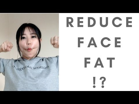 Face Fat! | How to tone face fat. Reducing face fat is the worst thing. You just need to tone it up!