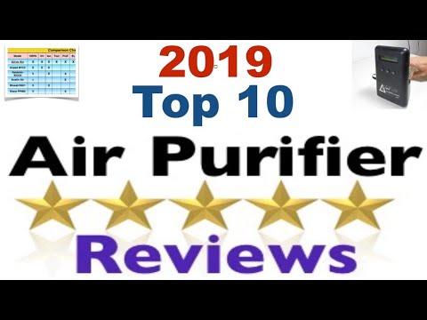 BEST Air Purifier 2018