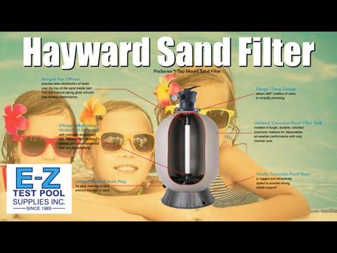 Hayward S244T ProSeries Sand Filter