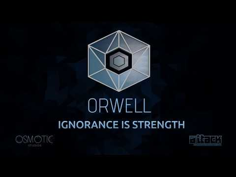 ORWELL: IGNORANCE IS STRENGTH – ANNOUNCE TRAILER